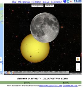 Heywhatsthat Eclipse Help